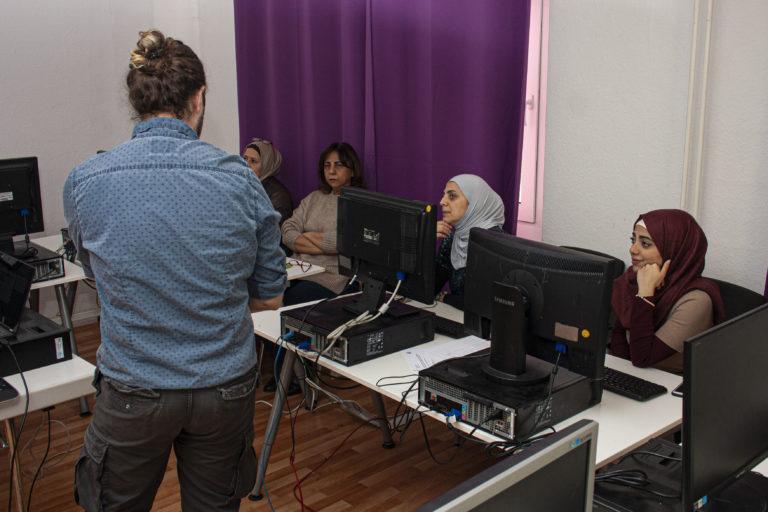 Arbeit des Gemeinsamer Horizont e.V. im LaLoKa zum Fördern der Integration